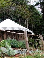 Campus Center for Appropriate Technology Yurt