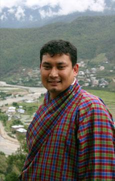 chhimi dorji