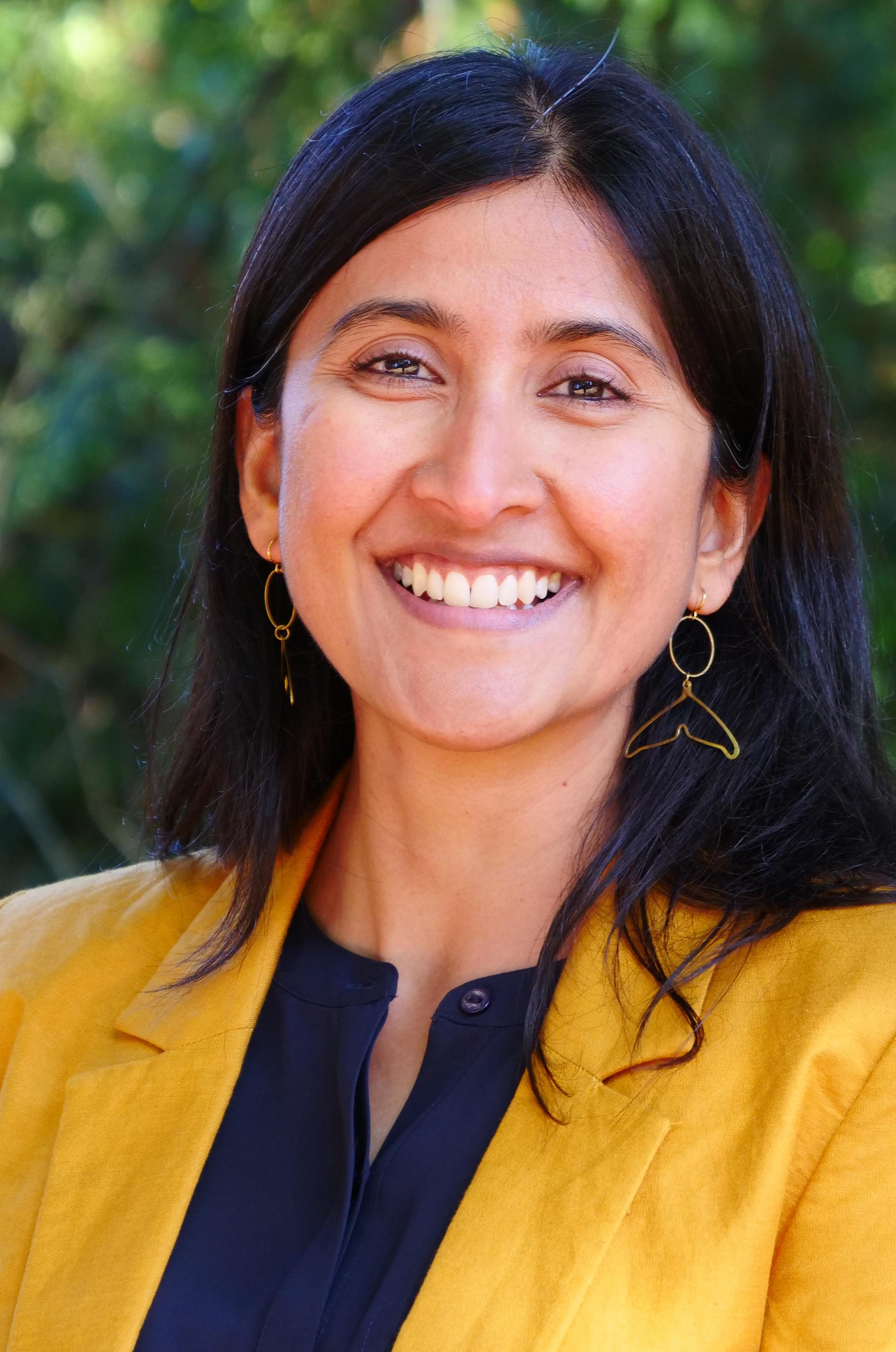Assistant Professor Deepti Chatti